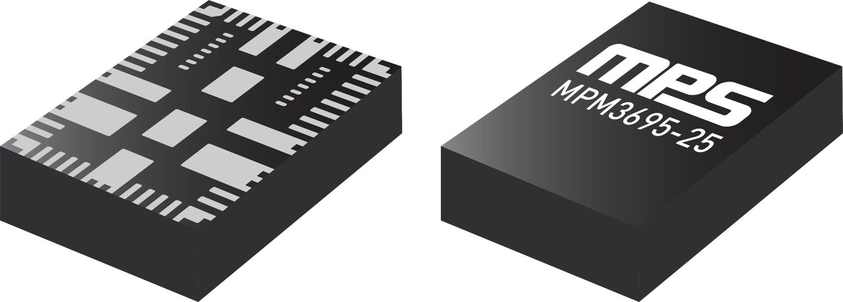 Figure 1: MPM3695-25, 25A Power Module