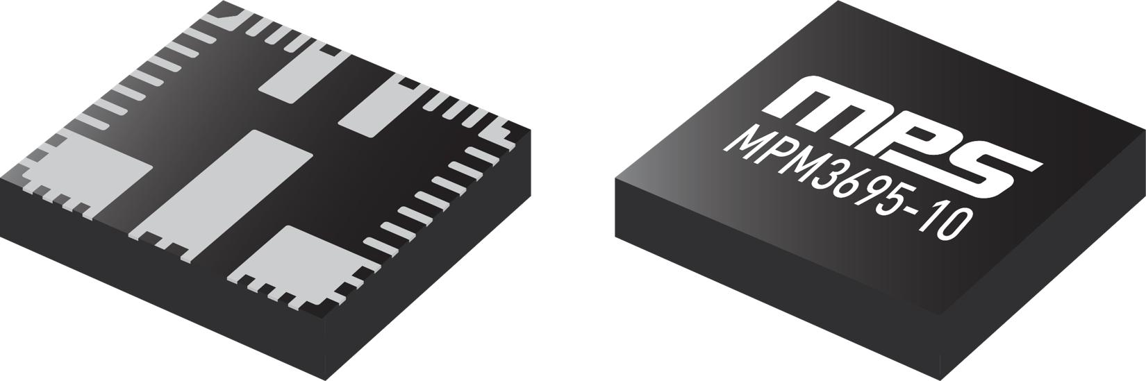Figure 3: MPM3695-10, Ultra-Thin 10A Power Module