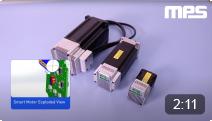 MPS直流无刷智能电机模块评估板优势展示